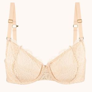 Lively Unlined Lace Bra